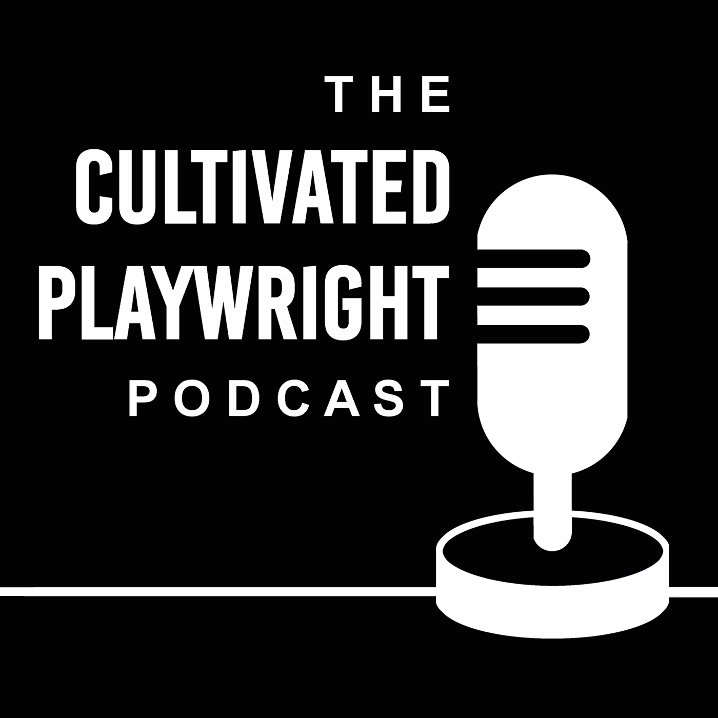 Cultivated Playwright Podcast